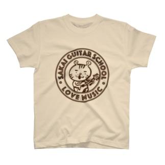ぎたじろう茶 T-shirts