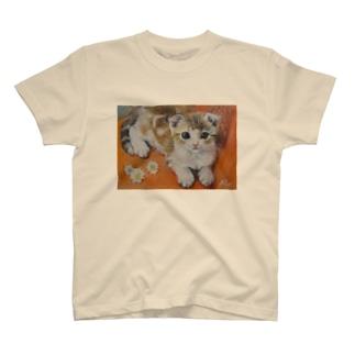 花摘み T-shirts