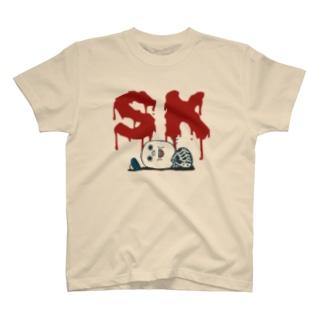 """SUKARUKIN """"がっかりヘッド"""" T-shirts"""