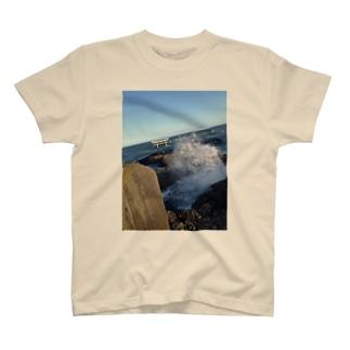 ARANAMI~大海~ T-shirts