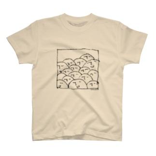 みっしり T-shirts