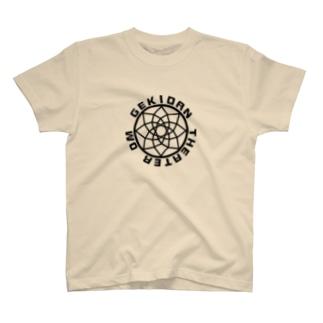 OMロゴ T-shirts