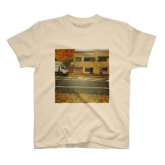 An incline  T-shirts