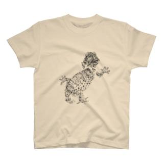 オニタマオヤモリ T-shirts