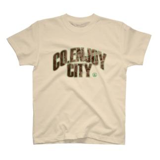 CO.ENJOY CITY(高円寺シティ) T-shirts