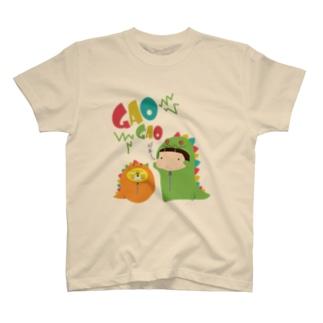 GAOGAO かみしともやし T-shirts