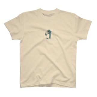 手鰭 T-shirts