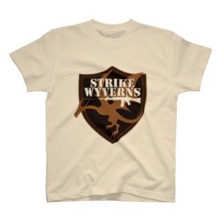 ストライクワイバーン2 T-shirts