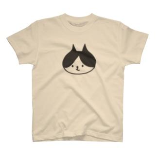 ハチワレキャット T-shirts