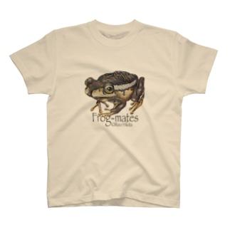カエルメイト(Frog-mates)より「エクレアマガエル」 T-shirts