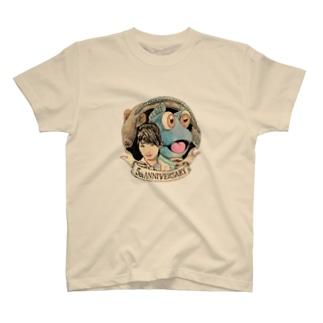 ガタリナ結成5周年 T-shirts