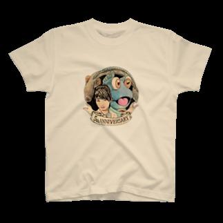 有明ガタァ商会のガタリナ結成5周年 T-shirts