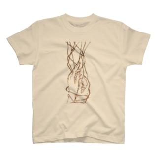 縄遊び T-shirts