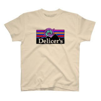 "Delicer's""マウンテン・スリープ"" T-shirts"