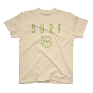 SURF EMBLEM T-shirts