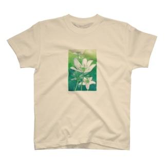 ニリンソウ T-shirts