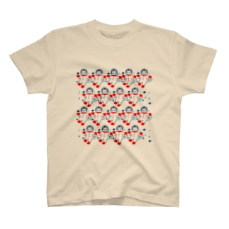 宇宙フォークダンス T-shirts
