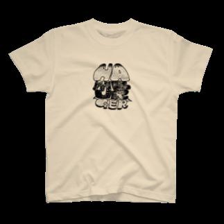 taekoのハンバーガー T-shirts