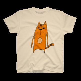 かざゆかのムーにゃん T-shirts