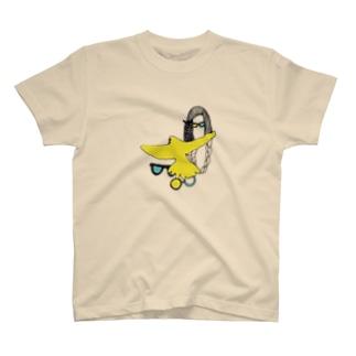 ハトガールその4 T-shirts