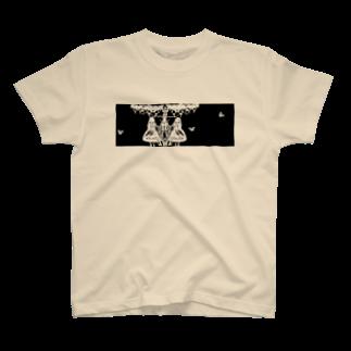 wardrobeのalicealice T-shirts