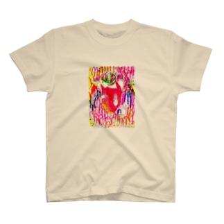 hand boy T-shirts