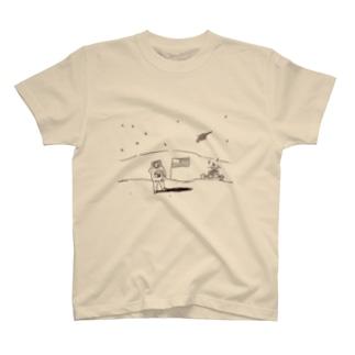 つちのこさんver.0.1 T-shirts