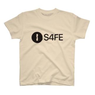 仮想通貨 S4FE T-shirts