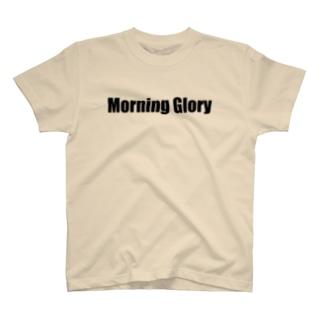 モーニング・グローリー (気象現象)Tシャツ T-shirts