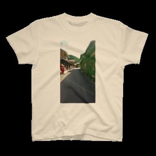 uki74のMACHINAMI T-shirts