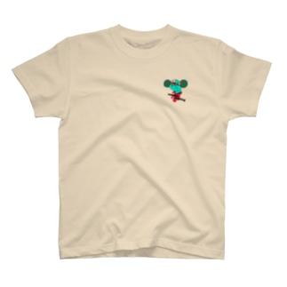 zombie training T-shirts