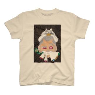 おにゃまたシャバ僧 T-shirts