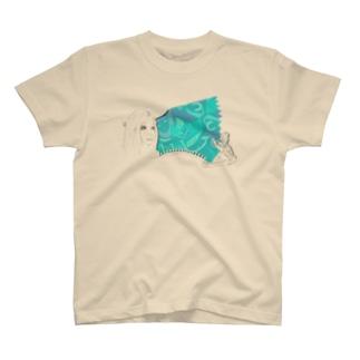 aoiコラボ T-shirts