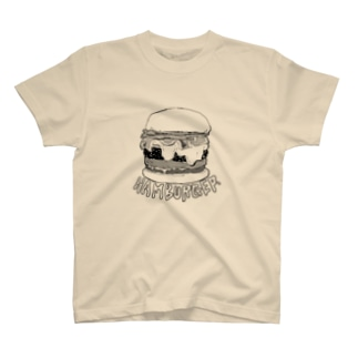 HAMBURGER T-shirts