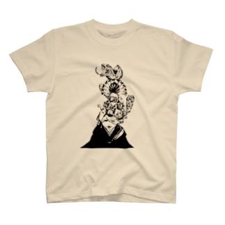 きんがしんねん T-shirts