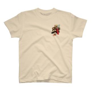 ウズラのRuku T-shirts