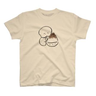 あんこ大好きワヌちゃん T-shirts