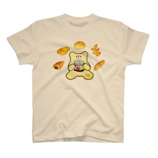 Kumaぱん T-shirts