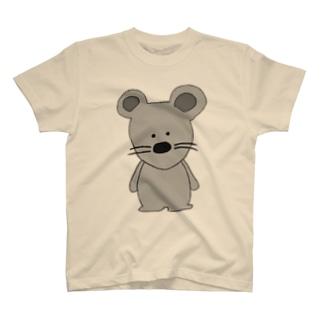 ねずみくん(ハナマルズ) T-shirts