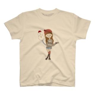 ふゆこちゃん T-shirts