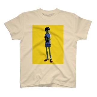地球外 T-shirts