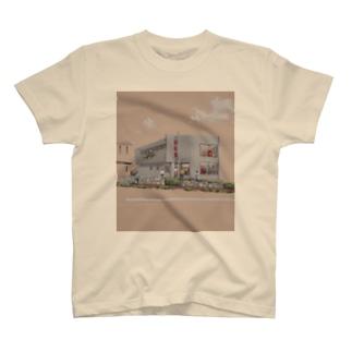 BOB SHOP外観 T-shirts