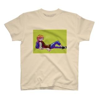 生意気メガネ Tシャツ