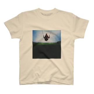 空中ブランコ T-shirts