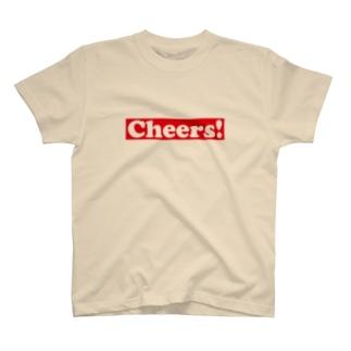 Cheers! T-shirts