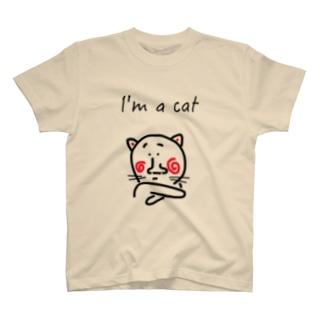 I'm a cat T-shirts