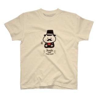 ふむふむジェントル T-shirts