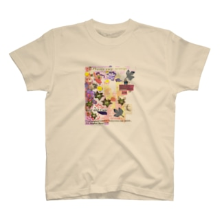ituko*tukiyama-khの279★月山いつこ作品★春●可愛い杓文字★桃桜1 T-shirts