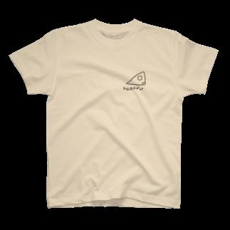 유우の定規 Tシャツ