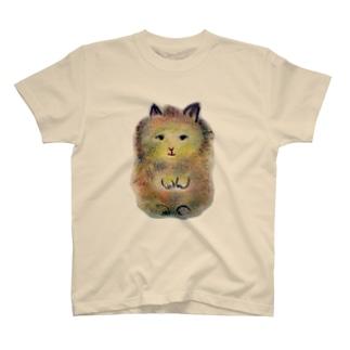 小さなうさぎのむぎちゃん T-shirts
